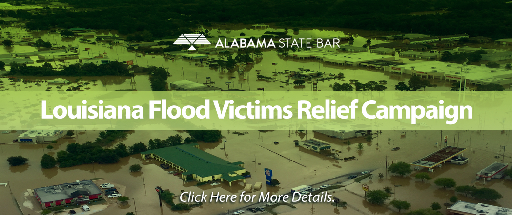 Louisiana Flood Victims Relief Campaign