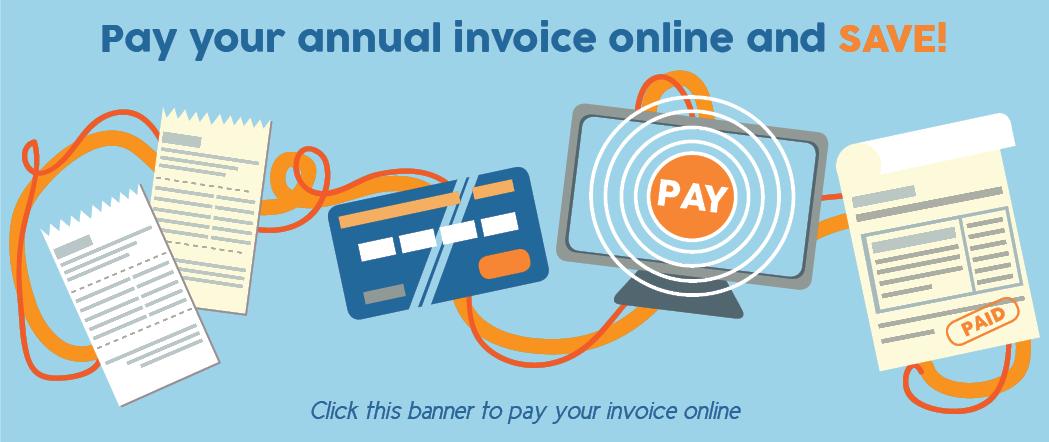 Annual Invoice