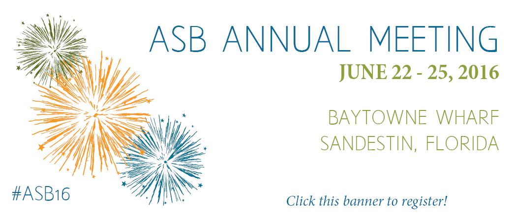 Annual Meeting Registration