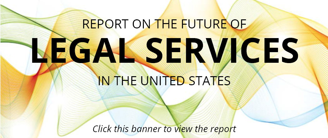 ABA Future of Legal Services Report