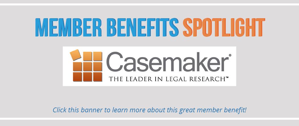 Member Benefits: Casemaker