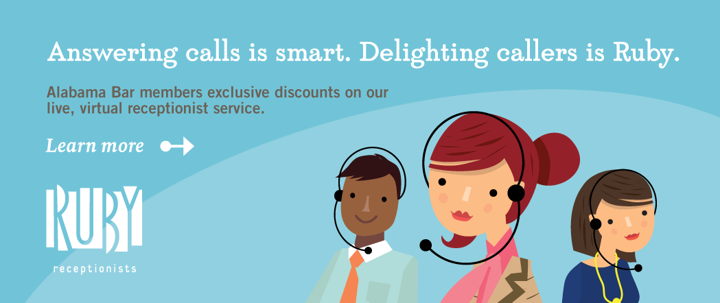 Member Benefits Spotlight - Ruby Receptionists