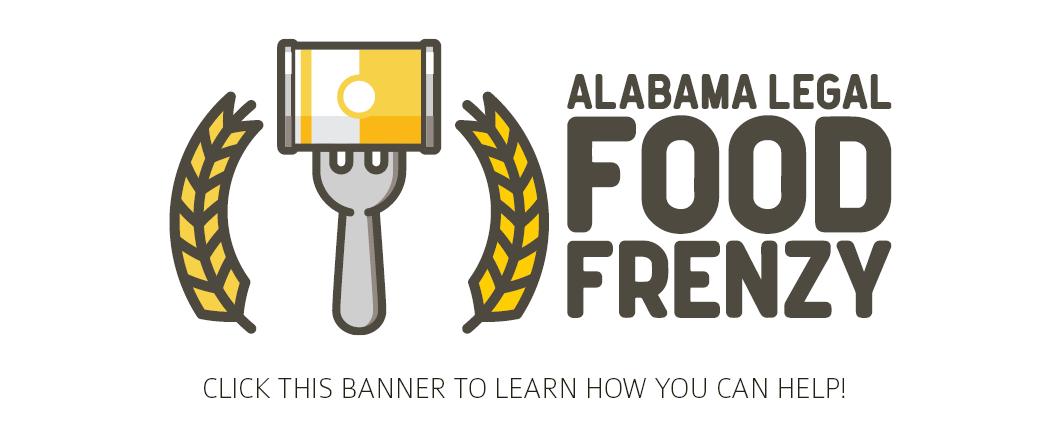 Alabama Legal Food Frenzy